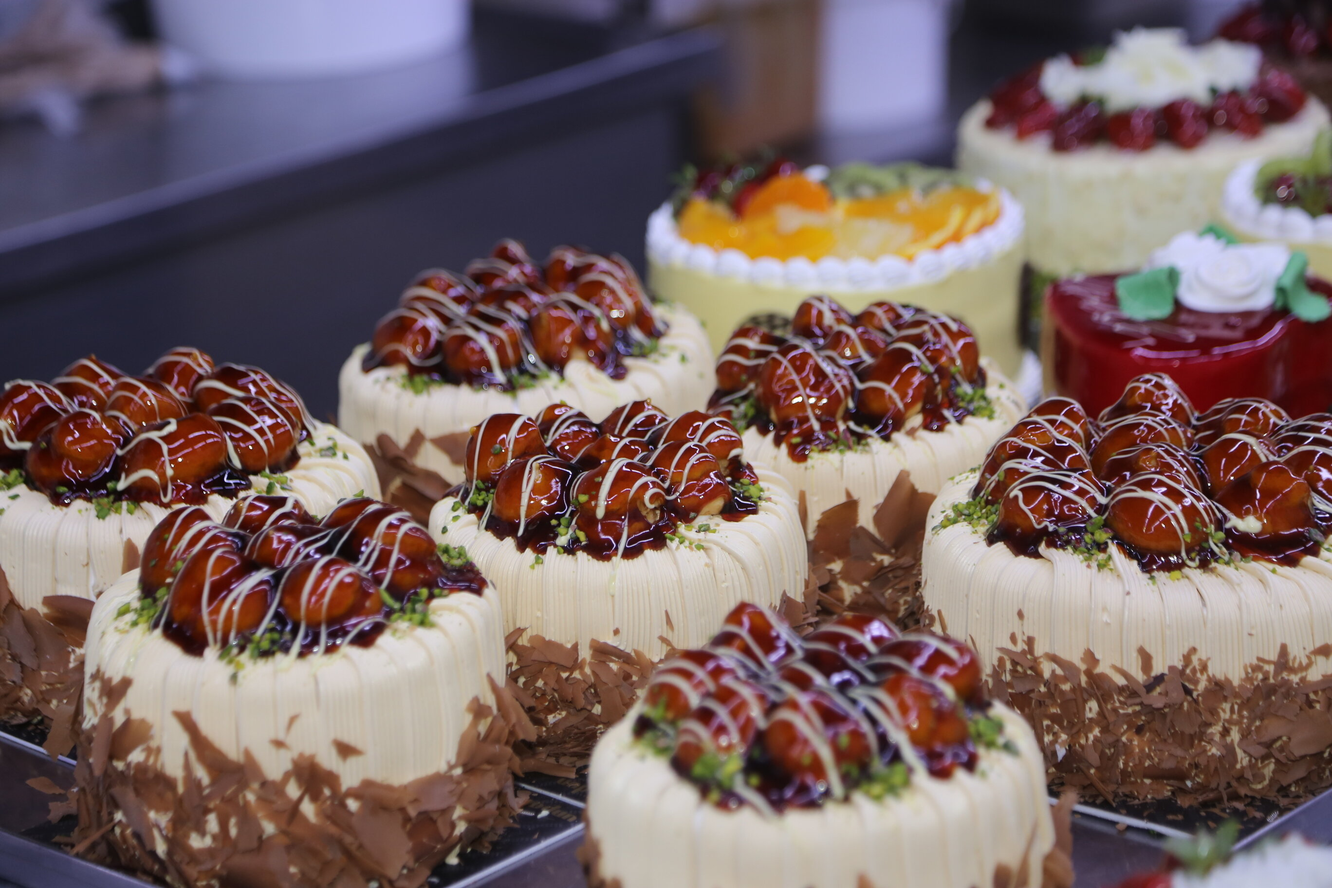 Bakers, cakes and baklava: Mouthwatering Ramadan delights in Turkey