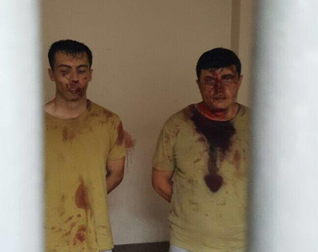 Çatışma sonrasında bölgeye gelen takviye polislerin müdahalesi sonucunda, askerler kaçmaya başladı. Ekiplerin takibiyle 2'si subay 7 asker gözaltına alındı.
