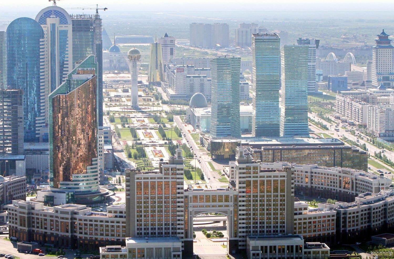 Türki Cumhuriyetlerin neredeyse hepsinde okulu bulunan örgütün Kazakistan'da 32 okulu var.