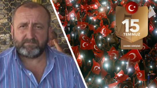 Mehmet Köse, 15 Temmuz ile ilgili görsel sonucu