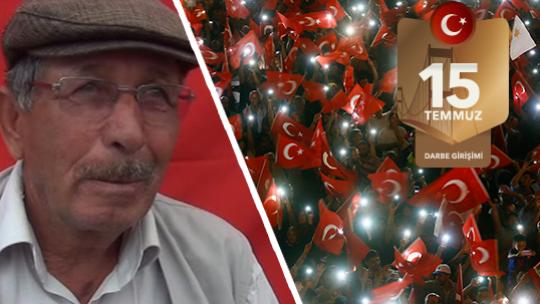 Baba Halisdemir: Vatana yetiştirdim vatana verdim