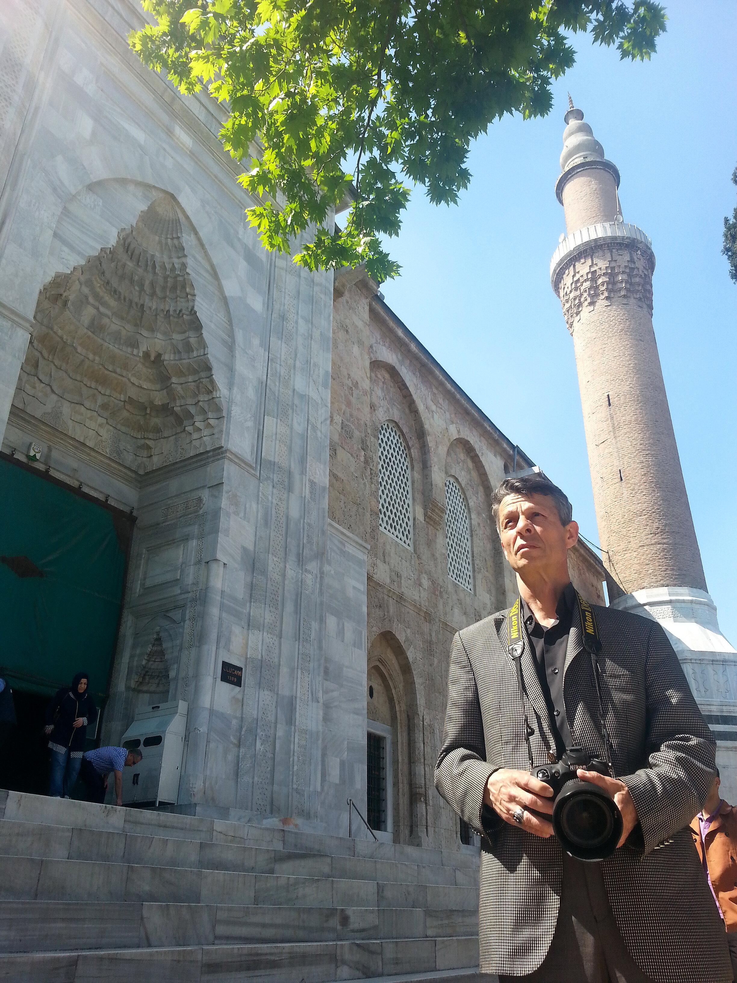 Yunanistan'ın Batı Trakya Türklerinden olan Mustafa Cambaz bu vatan ve bayrak için canını vermeye hazır olduğunu söylerdi.