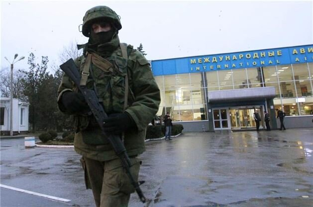 Crimea declared a state of emergency due to an energy shortage in Ukraine.
