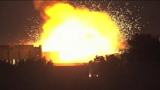 TBMM'ye atılan ilk bomba