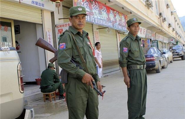 Myanmar, sokak şiddeti sonucunda Meiktila'da olağanüstü hal ilan etti.Ülkede, Budistler ve Müslümanlar arasında şiddet olayları baş gösterdikten sonra çıkan çatışmalarda birçok can kaybı yaşanmış.