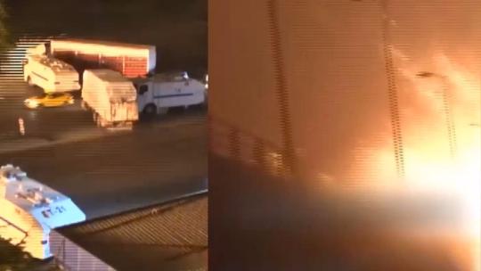 Ankara Emniyet Müdürlüğü'nün bombalanma emri telsizle geldi