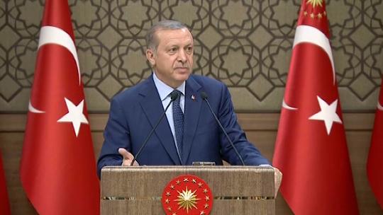 Erdoğan'dan 'Yenikapı' çağrısı