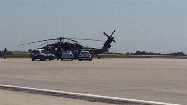 FETÖ'cü hainlerin darbe girişimi başarısız olunca 8 darbeci askerin Sikorsky tipi helikopterle Yunanistan'a kaçtığı ortaya çıktı.