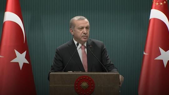 Erdoğan'ın 'OHAL' açıklaması
