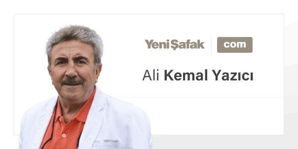 """Ali Kemal Yazıcı: Ekuban, """"Ben de varım"""" dedi"""